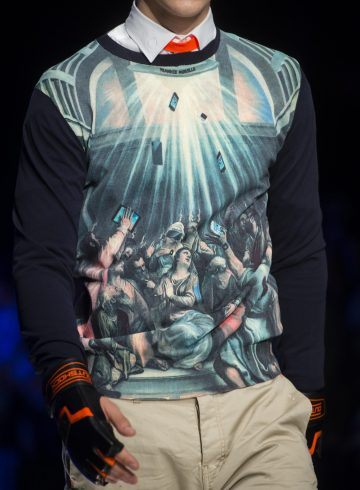 Frankie Morello Spring 2019 Men's Fashion Show Details