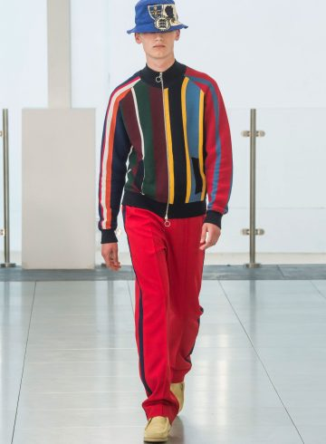 Kent & Curwen Spring 2019 Men's Fashion Show