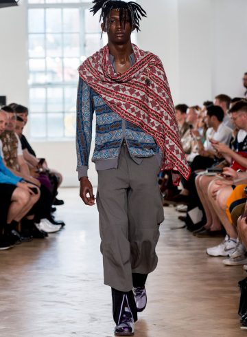 Kiko Kostadinov Spring 2019 Men's Fashion Show