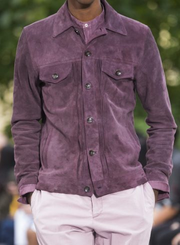 Officine Generale Spring 2019 Men's Fashion Show Details