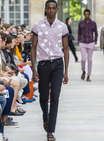 Officine Generale Spring 2019 Men's Fashion Show