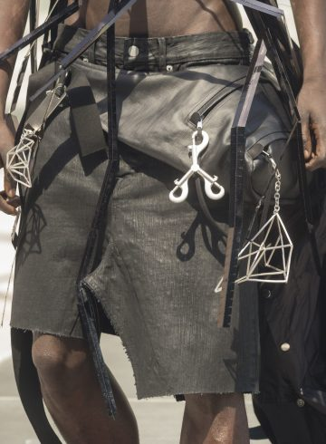 Rick Owens Spring 2019 Men's Fashion Show Details