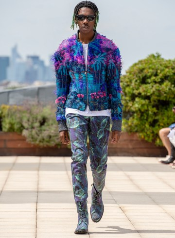 Rynshu Spring 2019 Men's Fashion Show