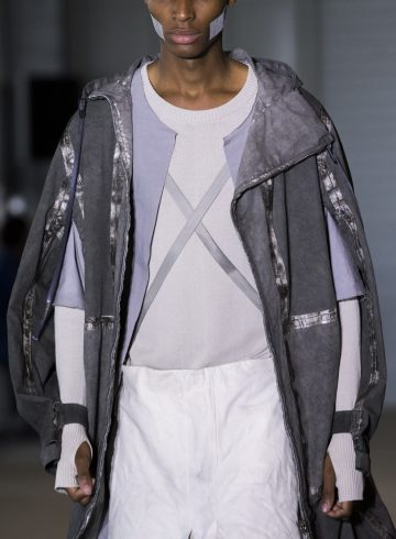 Boris Bidjan Saberi Spring 2019 Men's Fashion Show Details