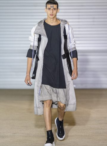 Boris Bidjan Saberi Spring 2019 Men's Fashion Show