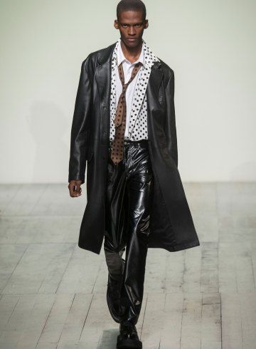 John Lawrence Sullivan Spring 2019 Men's Fashion Show