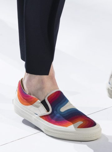 Dries Van Noten Spring 2019 Men's Fashion Show Details