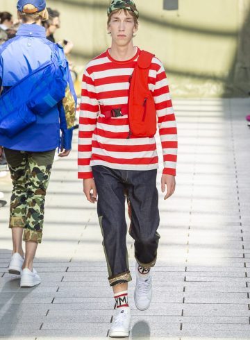 Junya Watanabe Man Spring 2019 Men's Fashion Show