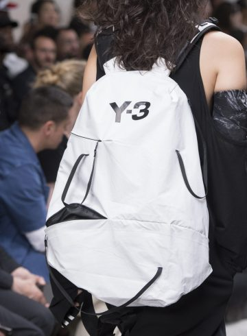 Y-3 Spring 2019 Men's Fashion Show Details