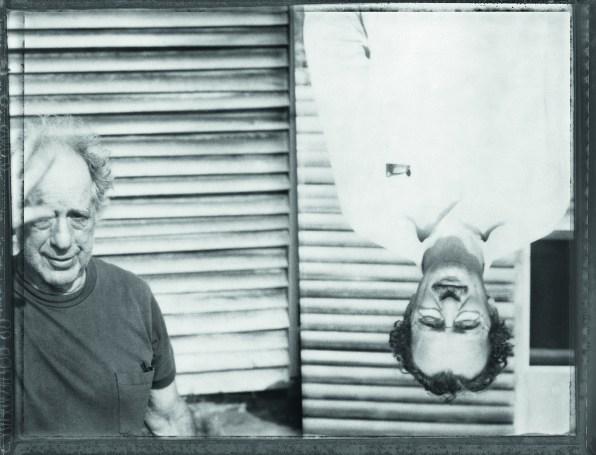 04. Robert and me, Mabou, Nova Scotia, July 2001