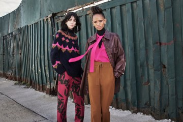 A.L.C. Fall 2018 Ad Campaign by Amy Arbus