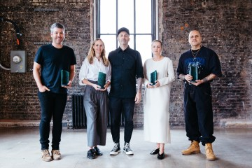 Woolmark names four International Prize finalists in NYC