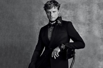 Dior Homme Fall 2018 Ad Campaign by Paolo Roversi