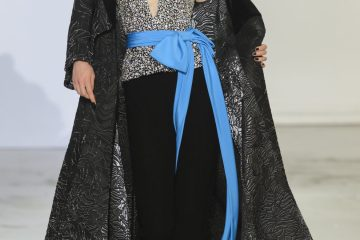Georges Chakra Fall 2018 Couture Fashion Show
