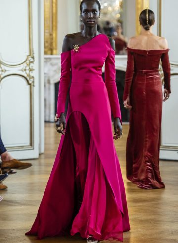 Antonio Grimaldi Fall 2018 Couture Fashion Show