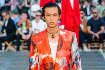 Print on Print - Men's Fashion Trend Spring 2019