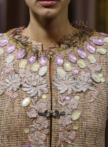 Eva Minge Fall 2018 Couture Fashion Show Details