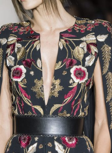 Zuhir Murad Fall 2018 Couture Fashion Show Details