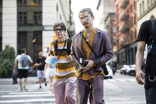 New York Men's Sreet Style Spring 2019 Day 3