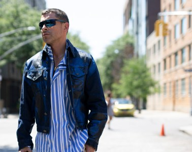 New York Men's Sreet Style Spring 2019 Day 2