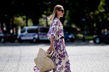 Paris Couture Street Style Fall 2018 Day 3