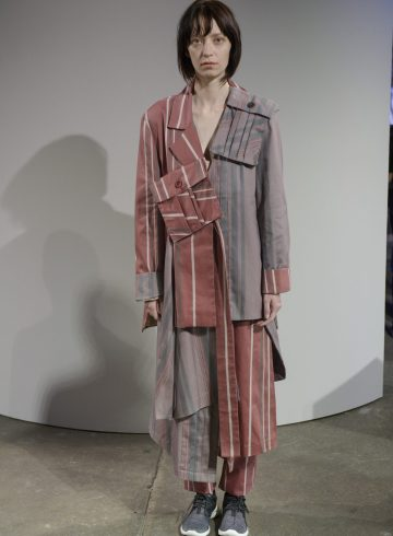 Peng Ye Spring 2019 Fashion Show