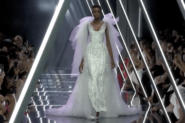 Ralph & Russo Fall 2018 Couture Fashion Show Film. All the Fall 2018 Couture fashion shows from Paris Couture Fashion Week in one place.