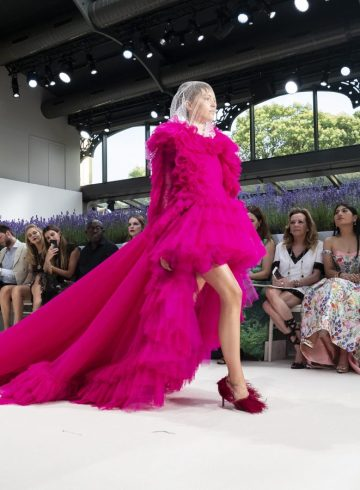 Giambattista Valli Fall 2018 Couture Fashion Show Atmosphere
