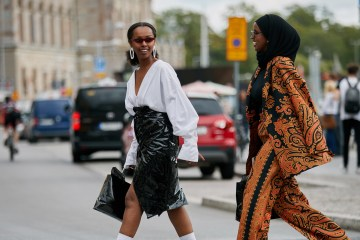 Stockholm Street Style Spring 2019 Day 3