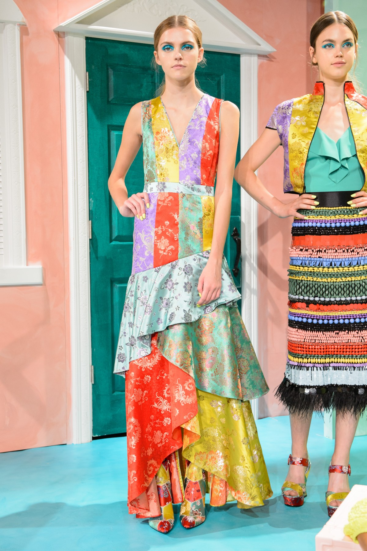Alice + Olivia By Stacey Bendet Spring 2019 Fashion Show ...