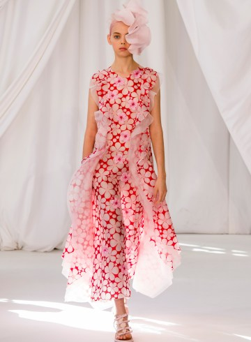 Delpozo Spring 2019 Fashion Show