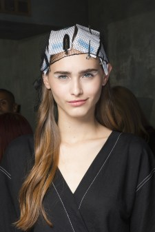 Each X Other Spring 2019 Fashion Show Backstage