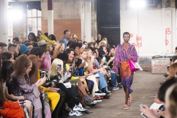 House Of Holland Spring 2019  Fashion Show Atmosphere