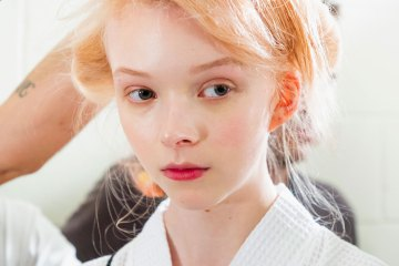 Marc Jacobs Spring 2019 Fashion Show Backstage Beauty