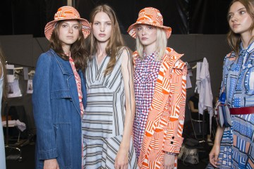 Maryling Spring 2019 Fashion Show Backstage