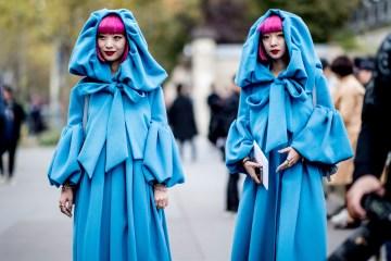 Paris Fashion Week Street Style Spring 2019 Day 7