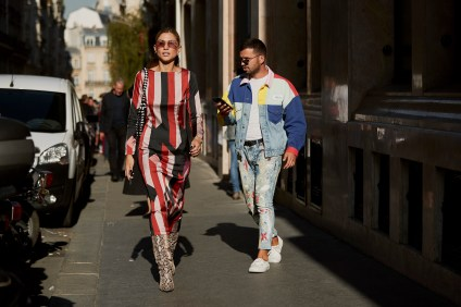 S Street Day 4 Ter Spring 2019 Fashion Show