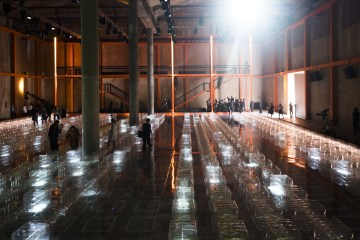 Prada Spring 2019  Fashion Show Atmosphere