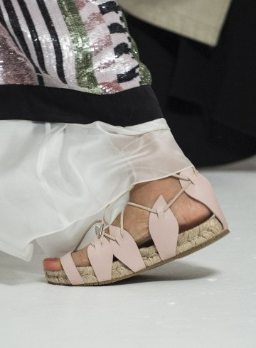 Temperley London Spring 2019 Fashion Show Details