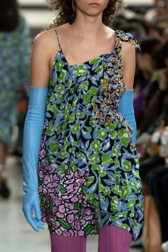 Christian Wijnants Spring 2019 Fashion Show Details