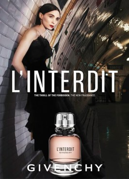 Givenchy L'Interdit Fragrance Campaign-the-impression-002