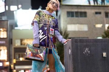 Tokyo Fashion Week Street Style Spring 2019 Day 4