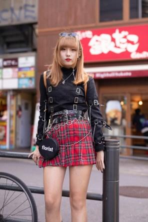 Tokyo str RS19 2042