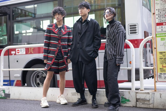 Tokyo str RS19 2661