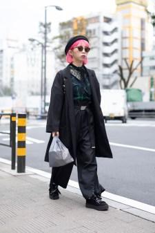 Tokyo str RS19 7929