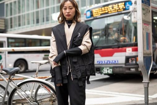 Tokyo str RS19 8263