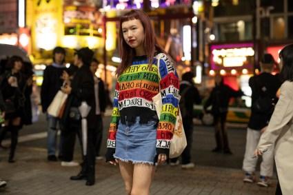 Tokyo str RS19 8709