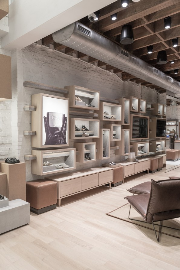 Birkenstock opens first US store in New York City's SoHo