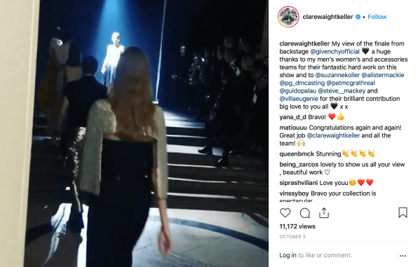 clare-waight-keller-givenchy-instagram-spring-2019-the-impression