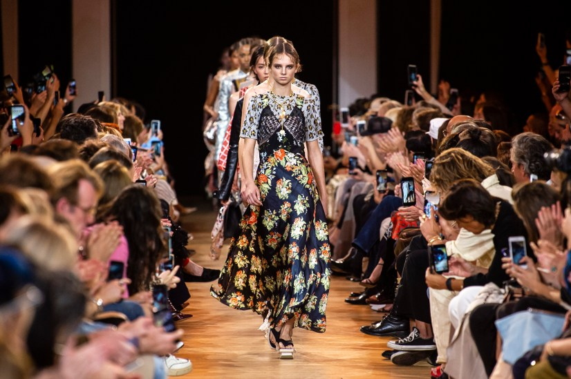Top 5 Other Designer Paris Spring 2019 Collections and Fashion Shows